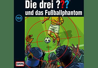 Die drei ??? 153: ...und das Fußballphantom  - (CD)