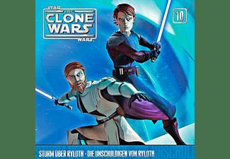 Star Wars - The Clone Wars 10: Sturm über Ryloth/Die Unschuldigen von Ryloth  - (CD)