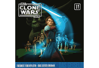 - Star Wars - The Clone Wars 11: Freiheit Für Ryloth / Das Geiseldrama  - (CD)