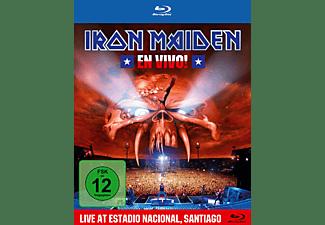 Iron Maiden - EN VIVO! LIVE IN SANTIAGO DE CHILE  - (Blu-ray)