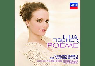 Orchestre Philharmonique De Monte Carlo, J. Fischer, J./Orchestre Philharmonique De Monte Carlo Fischer - Poeme  - (CD)