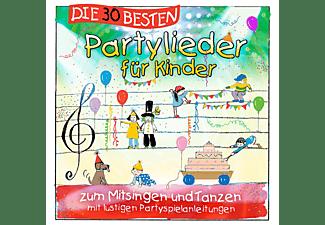 Simone Sommerland, Karsten Glück Und Die Kita-Frösche - Die 30 Besten Partylieder Für Kinder  - (CD)