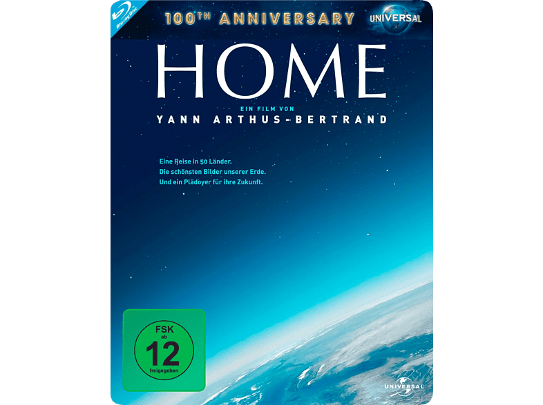 Home (Steelbook Edition) [Blu-ray]