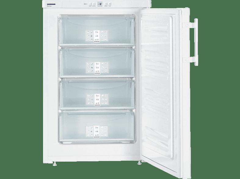 LIEBHERR GP 1376-20 Gefrierschrank (A++, 151 kWh/Jahr, 851 mm hoch)