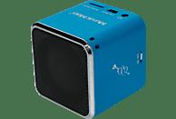 TECHNAXX Mini Musicman Soundstation 3530 Dockingstation, Blau