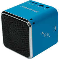 TECHNAXX Mini Musicman Soundstation 3530 Blau Dockingstation