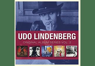 Udo Lindenberg, Das Panikorchester - ORIGINAL ALBUM SERIES 2  - (CD)