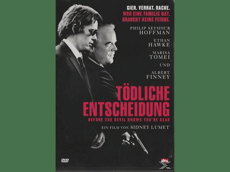 Tödliche Entscheidung - Before the Devil Knows You´re Dead [DVD]