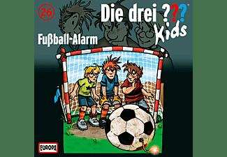 Die drei ??? Kids 26: Fußball-Alarm  - (CD)