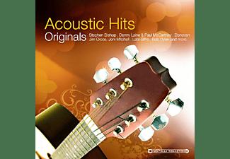 VARIOUS - Acoustic Hits - Originals  - (CD)