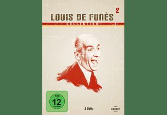 Louis de Funes Collection 2 DVD