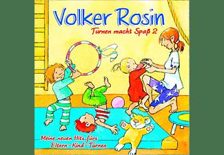 Volker Rosin - Turnen Macht Spaß 2  - (CD)