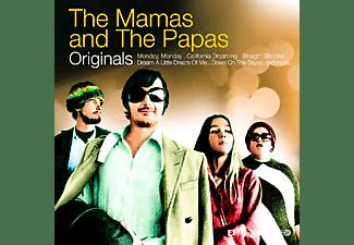 The Mamas And The Papas - Originals - The Mamas & The Papas  - (CD)