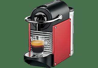 DE LONGHI Nespresso Kaffeemaschine Pixie EN 125 R Electric Carmine Red