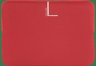 TUCANO Skin Colore Notebooktasche Sleeve für Universal Neopren, Rot