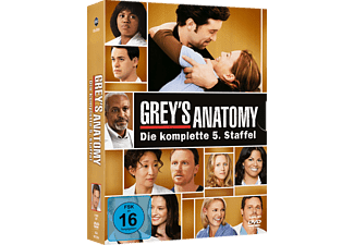 Grey's Anatomy - Staffel 5 DVD