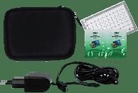 AIV Starter-Set, Navizubehörset, passend für Smartphone/Tablet, 5 Zoll, Schwarz