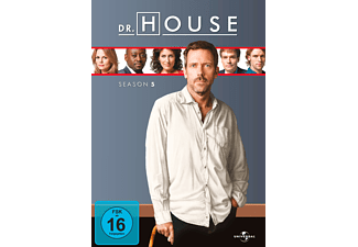 Dr. House - Staffel 5 DVD
