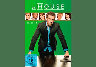 Dr. House - Staffel 4 DVD