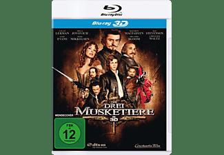 Die drei Musketiere (Single Edition) 3D Blu-ray