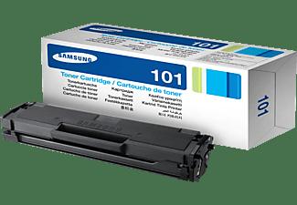 Tóner - Samsung MLT-D101S, negro e imprime hasta 1500 páginas