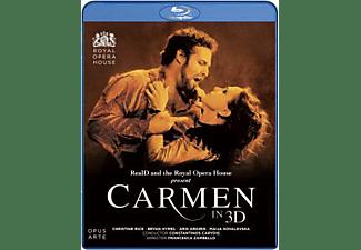Carydis/Rice/Hymel/Argiris - Carmen In 3d  - (Blu-ray)