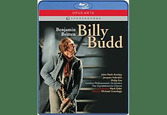 Elder/Ainsley/Imbrailo/Ens - Billy Budd  - (Blu-ray)