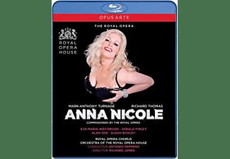 Westbroek,Eva-Maria/Pappano,Antonio, WESTBROEK/PAPPANO - Anna Nicole  - (Blu-ray)
