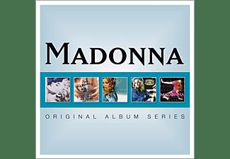 Madonna - Original Album Series  - (CD)