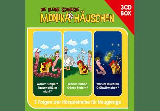 - Die kleine Schnecke Monika Häuschen - Box I  - (CD)