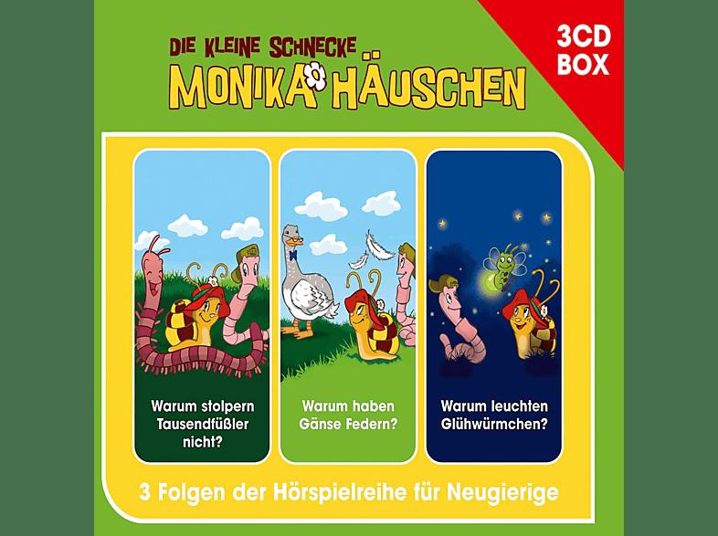 Die kleine Schnecke Monika Häuschen - Box I - (CD)