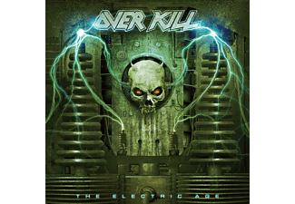 Overkill - The Electric Age  - (CD)