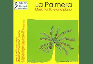 Matthias Zimmermann - La Palmera  - (CD)