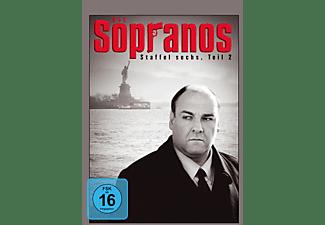 Die Sopranos - Staffel 6.2 DVD