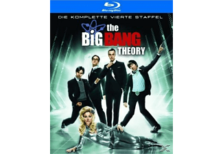 The Big Bang Theory - Die komplette 4. Staffel Blu-ray