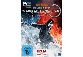 Die Legende der Weißen Schlange - The Sorcerer and the White Snake [DVD]
