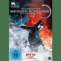 Die Legende der Weißen Schlange - The Sorcerer and the White Snake [DVD]