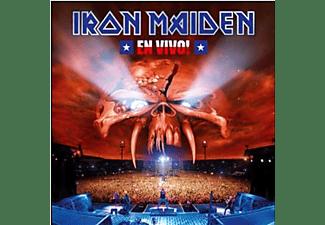 Iron Maiden - EN VIVO! LIVE IN SANTIAGO DE C [CD]