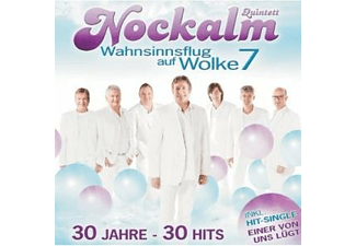 Nockalm Quintett - WAHNSINNSFLUG AUF WOLKE 7/30 JAHRE-30 HITS [CD]