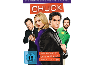 Chuck - Staffel 4 DVD