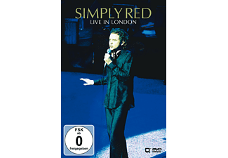 Simply Red - LIVE IN LONDON  - (DVD)
