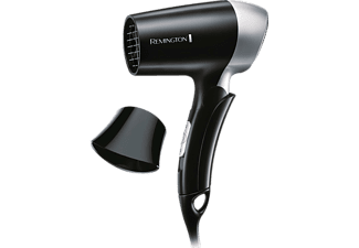 REMINGTON Tavel Dryer 1400 - Haartrockner (Schwarz)