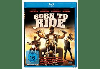 Born to Ride Blu-ray