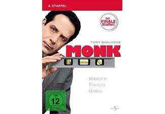 Monk - Staffel 8 DVD