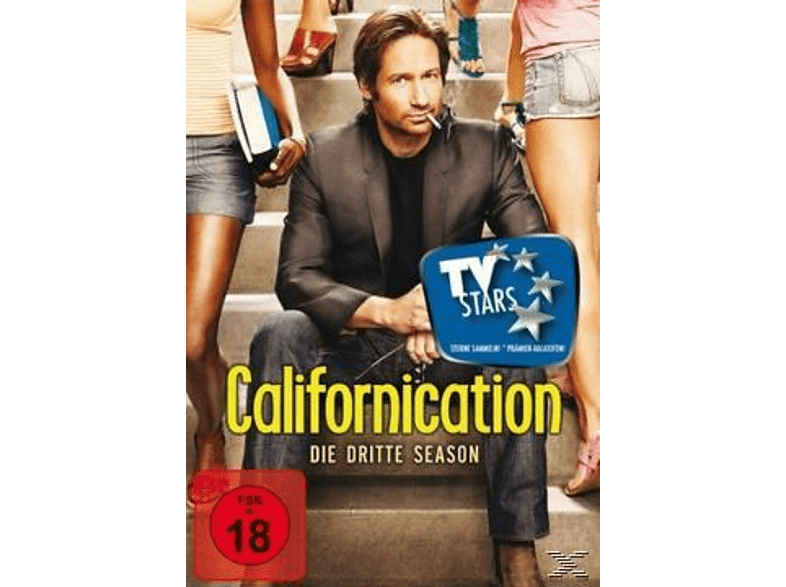 Californication - Staffel 3 [DVD]