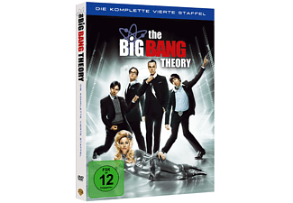 The Big Bang Theory - Staffel 4 [DVD]