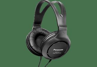 PANASONIC RP-HT161 E-K, Over-ear Kopfhörer Schwarz