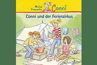 Conni - 35: Conni Und Der Ferienzirkus - (CD)