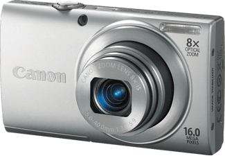 CANON PowerShot A4000 IS Zilver