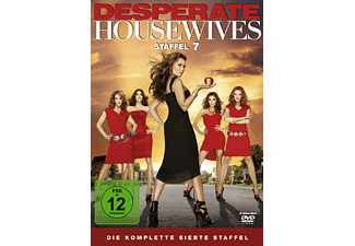 Desperate Housewives - Die komplette siebte Staffel [DVD]